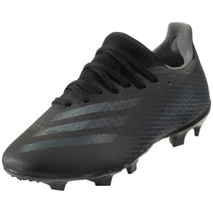 adidas X Ghosted.3 FG - Core Black/Grey Six EH2833