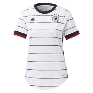 adidas Germany Women's Home Jersey 2020 EH6102