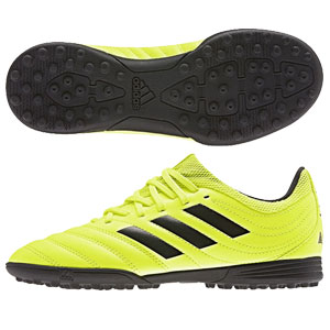 adidas Copa 19.3 Jr TF - Solar Yellow/Core Black Turf F35463