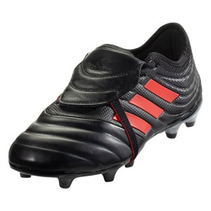adidas Copa Gloro 19.2 FG - Core Black/Hi Res Red F35490