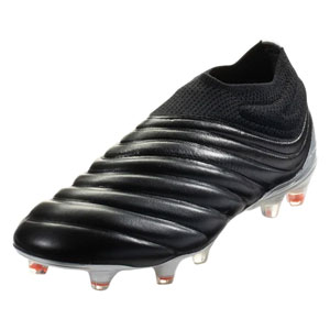 f94728e70a7 adidas Copa 19+ FG - Core Black HI-Res Red Silver Metallic
