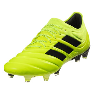 adidas Copa 19.1 FG - Solar Yellow/Core Black F35519