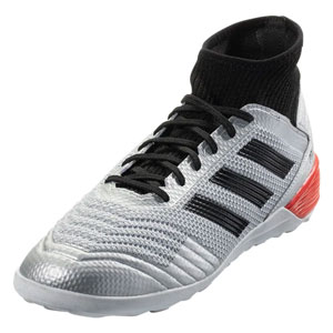 adidas Predator Tango 19.3 IN - Silver Metallic/Core Black Indoor F35614