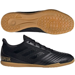 adidas Predator 19.4 IN - Core Black /Core Black Indoor F35633