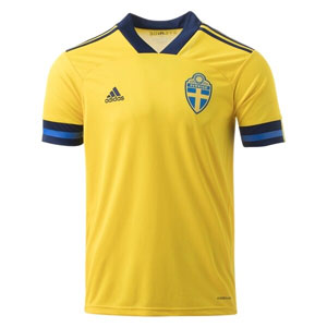adidas Sweden Home Jersey 2020 FH7620