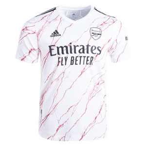 adidas Arsenal Authentic Away Jersey 2020-2021 FH7803