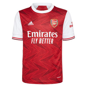 adidas Arsenal Youth Home Jersey 2020-2021 FH7816