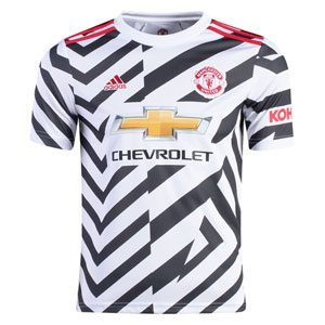 adidas Manchester United Youth Third Jersey 2020-2021 FM4269