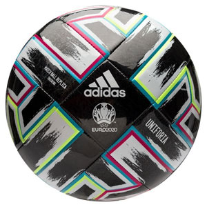 adidas Uniforia Training Ball - Black FP9745