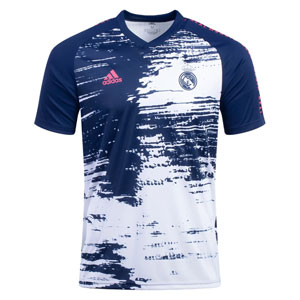 adidas Real Madrid Pre Match Jersey 2020 FQ7892
