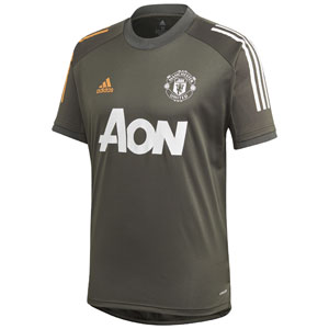 adidas Manchester United Training Jersey 2020-2021 FR3655