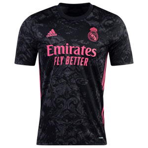 adidas Real Madrid Third Jersey 2020-2021 GE0933