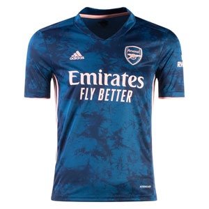 adidas Arsenal Youth Third Jersey 2020-2021 GH6645