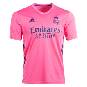 adidas Real Madrid Away Jersey 2020-2021 GI6463