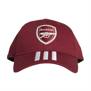 adidas Arsenal 3 Stripe Hat 2020 GK5100