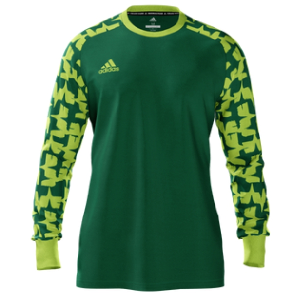 7b47f82dc3c adidas Youth Mi Assita 17 Goalkeeper Jersey - Green Lime MIAD2US37945208