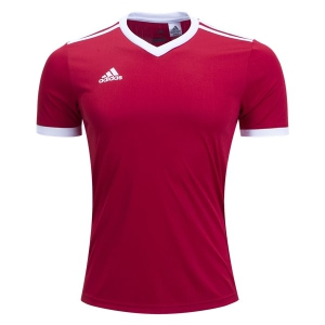 adidas Youth Tabela 18 Jersey - Red/White CE8914