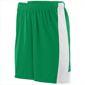 Augusta Lightning Shorts - Green 1605Grn