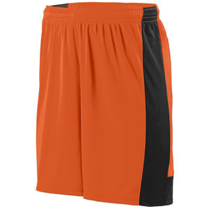Augusta Lightning Shorts - Orange 1605Ora