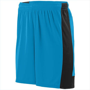 Augusta Lightning Shorts - Power Blue 1605Pow
