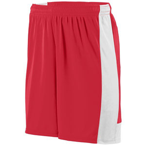 Augusta Lightning Shorts - Red 1605Red