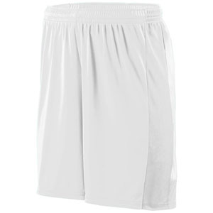 Augusta Lightning Shorts - White 1605Whi
