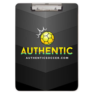 Authentic Soccer Clip Board AU-ClipB
