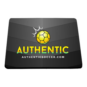 Authentic Soccer Mouse Pad  AU-Mouse