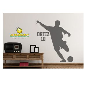 Authentic Soccer Wall Graphics AU-Wallgraphics