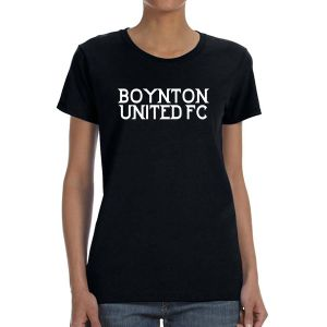 Boynton United Women's T- Shirt - Black G5000L-BU