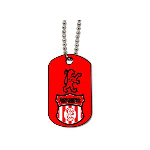 Boynton United Custom Dog Tag CustomDOGTAG-BU