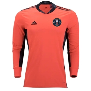 Clermont FC adidas adiPro 20 Goalkeeper Jersey - Coral/Black CFC-FI4191