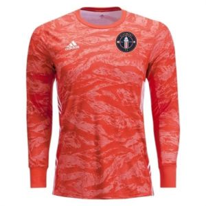 Clermont FC adidas adiPro 19 Goalkeeper Jersey - Semi Solar Red CFC-DP3136