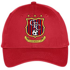 Clermont FC Custom Hat - Red C913Red
