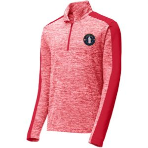 Clermont FC 1/4 Zip Pullover Top - Red ST397-CFC