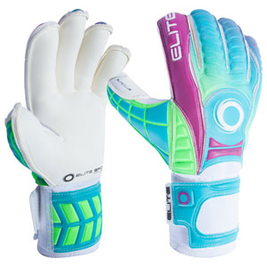 Elite Club Goalkeeper Gloves - Teal CLUBGKG