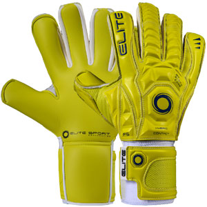 Elite Sport Infinite Goalkeeping Gloves - Yellow INFINITE2019