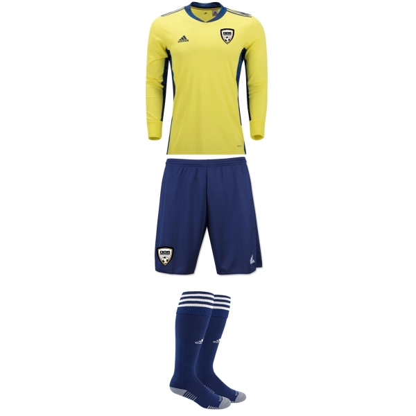 Golden Goal Sports - Youth Required Goalkeeper Kit GGS-YTHGKKT2020