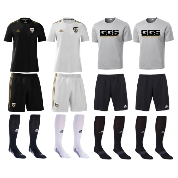Golden Goal Sports - Adult Required Kit GGS-ADTKT2020