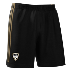 Golden Goal Sports adidas mi Squadra 17 Shorts - Black/Gold GGS-CF0394