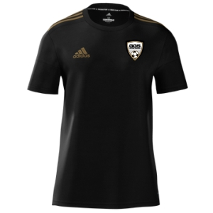 Golden Goal Sports adidas mi Squadra 17 Jersey - Black/Gold GGS-CF0402