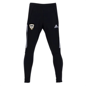 Golden Goal Sports adidas Youth Condivo 20 Training Pants - Black/White GGS-EA2479