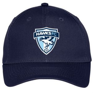 Florida Hawks FC Custom Hat - Navy C913-FHFC