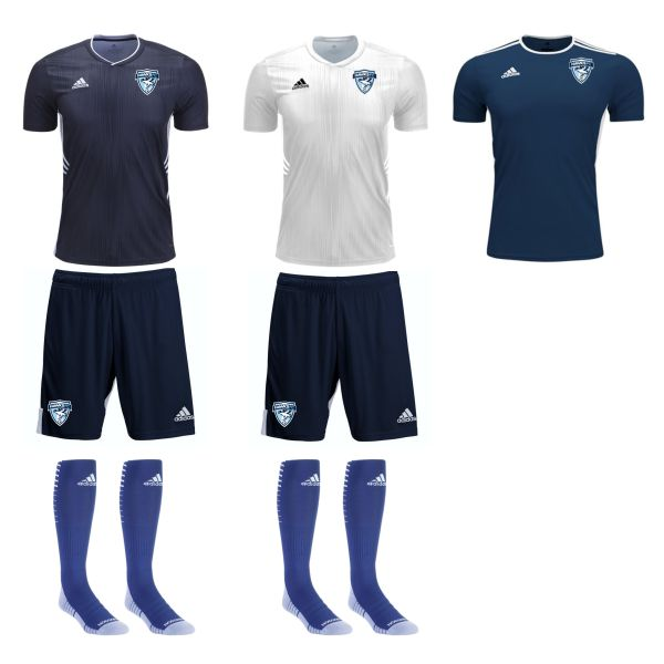 Florida Hawks FC - Youth Required Kit FHFC-YTKT