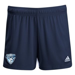 Florida Hawks FC adidas Women's Tastigo 19 Shorts - Dark Blue/White FHFC-DP3166