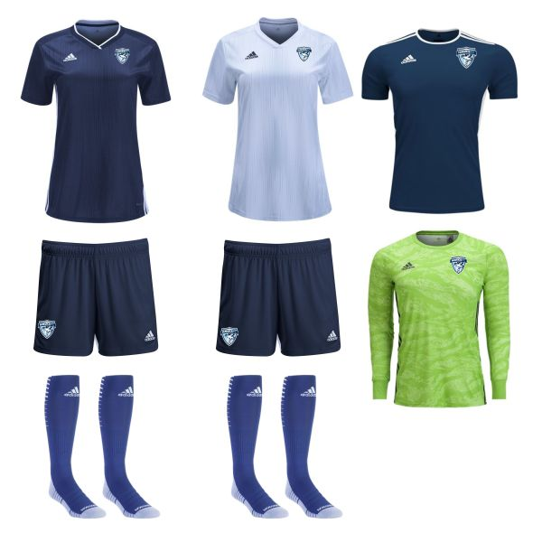 Florida Hawk FC - Women's Goalkeeper Required Kit FHFC-WMGKNKT