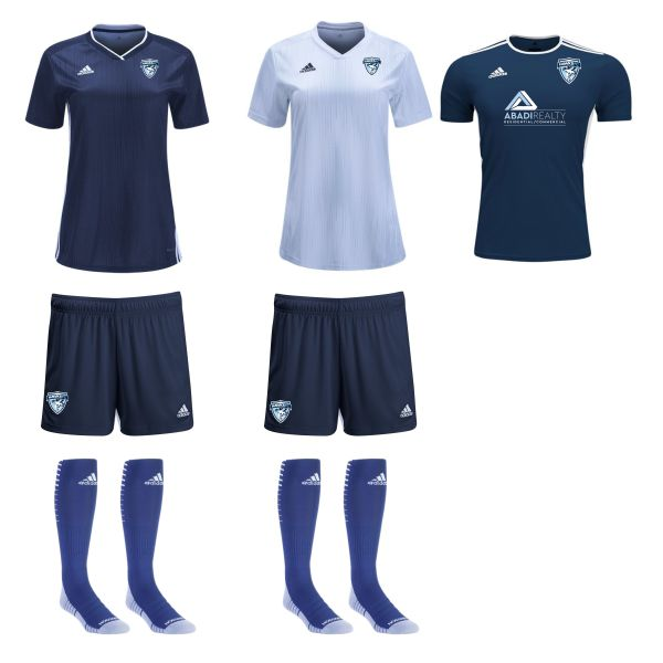Florida Hawk FC - Women's Required Kit FHFC-WMNKT