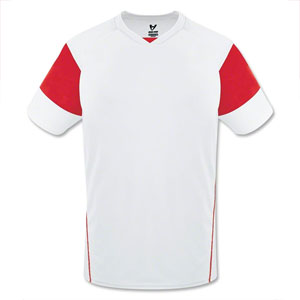 High Five Mundo Jersey - White/Red High5MunWR
