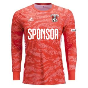 Hobe Sound Soccer Club adidas adiPro 19 Goalkeeper Jersey - Semi Solar Red HS-DP3136