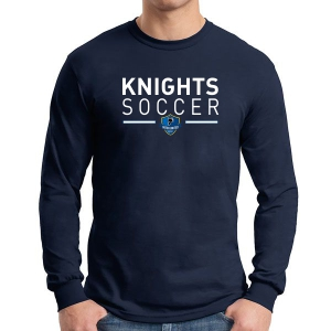 Inter United Academy Long Sleeve T-Shirt - Navy G5400-IUA
